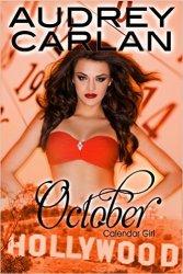 October Calendar Girl