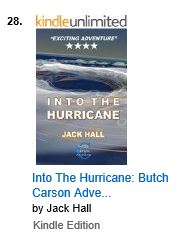 Into the Hurricane Bestseller