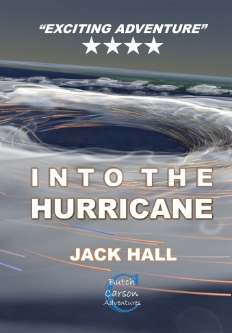 INTO THE HURRICANE_Front