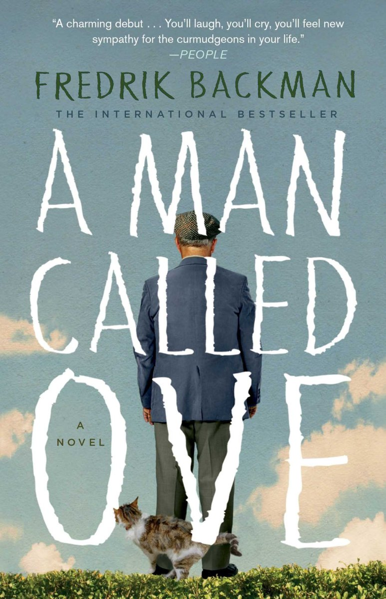 A Man Called Ove By Fredrik Backman €� Bookforces Book Selling And Publishing